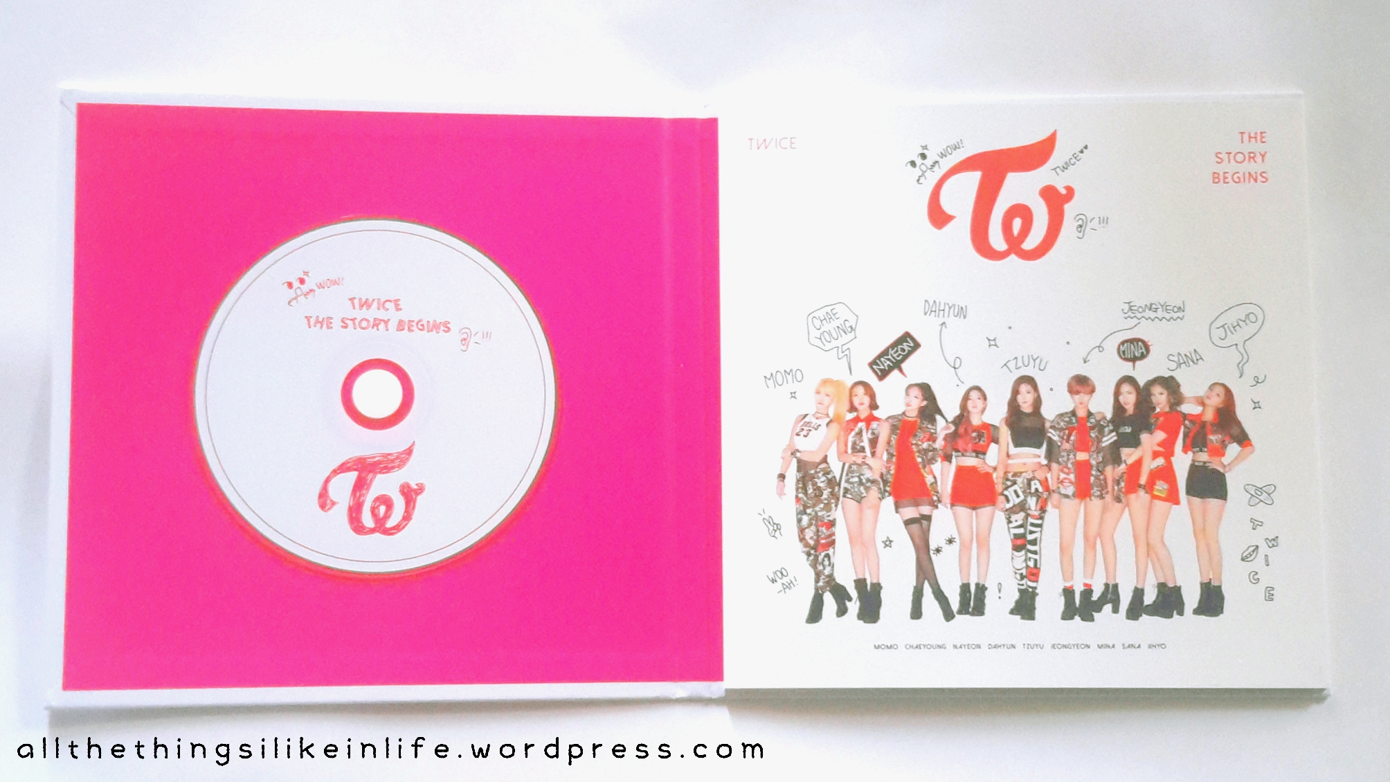 "Review) Twice Debut Album – ""The Story Begin"" OOH! AHH! – All the"